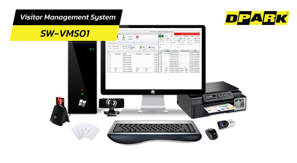 ระบบจัดการผู้มาติดต่อ Visitor Management System